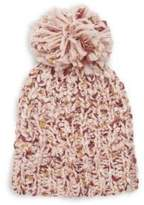 Joolay Pom-Pom Knitted Beanie