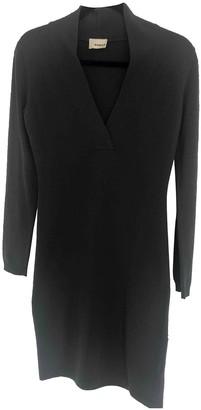 Rodier Grey Wool Dress for Women