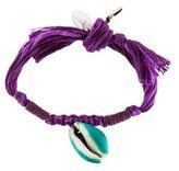 Aurelie Bidermann Takayama Shell Bracelet