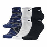 Nike Mens 6-pk. Dri-FIT Mix Camo Low Cut Socks