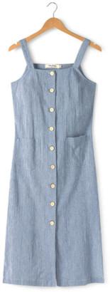 Nice Things Fantasy Fabric Sleeveless Dress - 36
