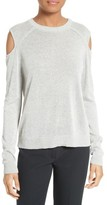 Milly Women's Cold Shoulder Pullover