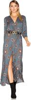 Amuse Society Avryl Woven Kimono