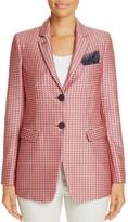 Armani Collezioni Patterned Jacket