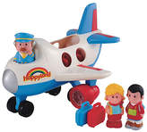 Early Learning Centre Happyland Fly and Go Jumbo Jet