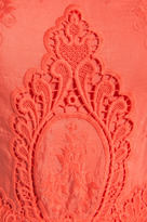 Dolce Vita Roxana Petticoat Embroidery Tank