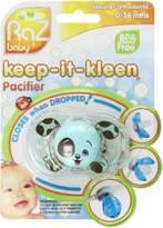 Razbaby Keep-it-Kleen Pacifier - Percy Puppy