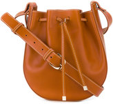 Vanessa Seward drawstring shoulder bag - women - Leather/Nylon - One Size