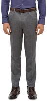 Ted Baker Linctro Herringbone Regular Fit Trousers