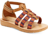 Carter's Embroidered T-Strap Sandals, Toddler Girls (4.5-10.5) & Little Girls (11-3)
