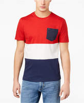 Tommy Hilfiger Men's Colorblocked T-Shirt
