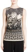 Fuzzi Women's Batik Print Tank