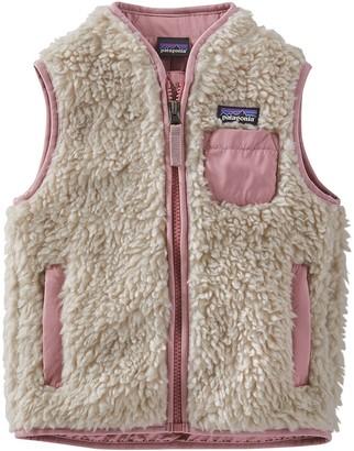 Patagonia Retro-X Fleece Vest - Toddler Girls'