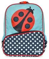 JJ Cole Ladybug Toddler Backpack