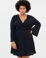 Junarose Long Sleeve Dress