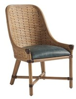 Tommy Bahama Los Altos Keeling Woven Solid Wood Dining Chair Home