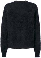 Haider Ackermann fluffy jumper