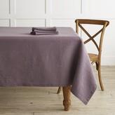 Williams-Sonoma Williams Sonoma Italian Washed Linen Tablecloth