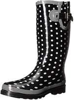Western Chief Women's Pop Dots Rain Boot