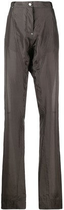 Gianfranco Ferré Pre-Owned 1990s Loose-Fit Trousers