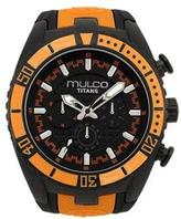Mulco Titans Wave Collection MW5-1836-615 Women's Analog Watch