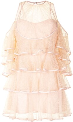 Alice McCall Endless Rivers ruffled dress