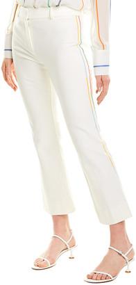 Derek Lam 10 Crosby Cropped Flare Trouser