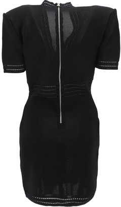 Balmain Fitted Dress