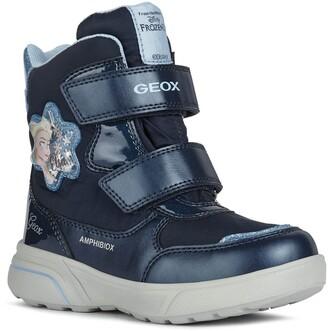 Geox x Disney Frozen 2 Sveggen Abx Waterproof Boot