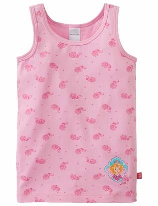 Schiesser Girls' Prinzessin Lillifee Unterhemd Vest