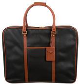 Bottega Veneta Leather Garment Carrier