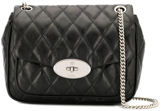 Mulberry Darley small quilted shoulder bag