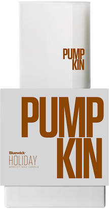 Bluewick Home & Body Co. 12.5Oz Modern Holiday Pumpkin Scented Candle