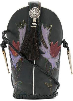 Jessie Western mini bucket bag