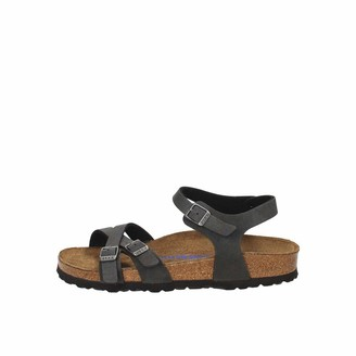 Birkenstock Kumba Womens Ankle-Strap Ankle Strap Sandals