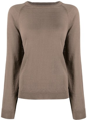 Peserico Fine Knit Slouchy Jumper