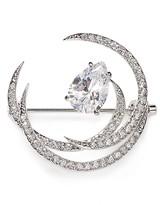 Nadri Cordelia Round Pin