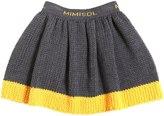 Mimisol Tricot Wool Skirt