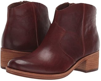 Kork-Ease Casper (Brown Full Grain Leather) Women's Boots