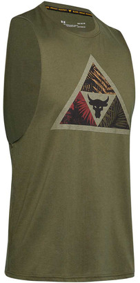Under Armour Mens Project Rock Mana Tank