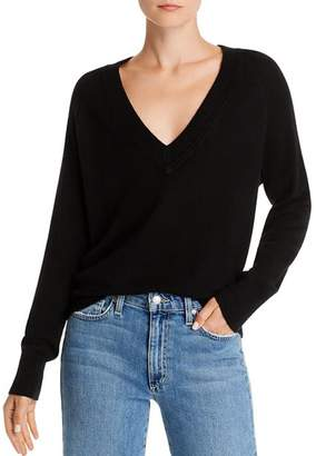 Equipment Madalene Cashmere V-Neck Sweater
