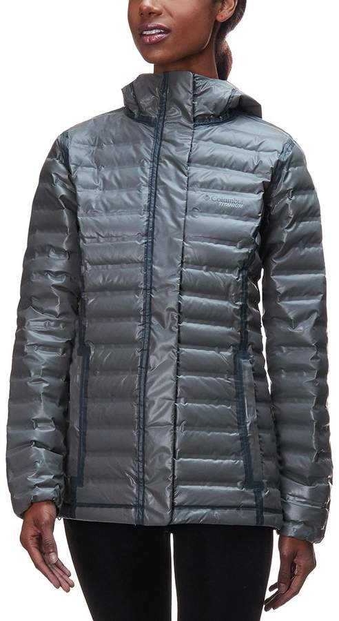 Columbia Titanium Outdry EX Eco Hooded Down Jacket - Women's