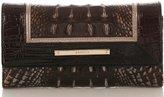 Brahmin Alzette Collection Soft Checkbook Wallet