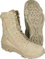 Mil-Com Men's Suede Recon Airsoft Security Military Hiking Work Tactical Boots 10