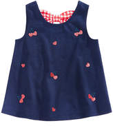 First Impressions Cherry & Bow Cotton Top, Baby Girls, Created for Macy's