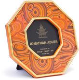 Jonathan Adler Orange Malachite Frame 3 x 3