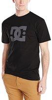 DC Men's Star Short Sleeve Logo T-Shirt