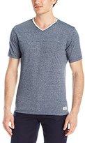 ProjekRaw Projek Raw Men's V-Neck Short Sleeve T-Shirt