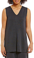 Eileen Fisher U-Neck Tank
