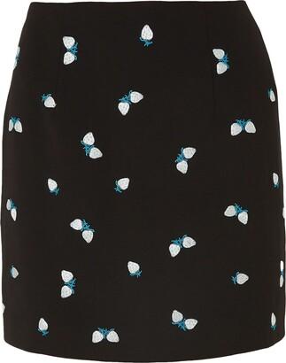 ALEXACHUNG Mini skirts